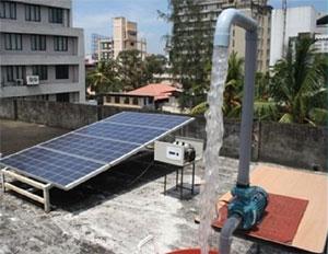 Solar Pump Inverter Solar Powered Irrigation System