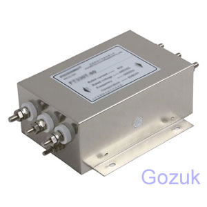 variable frequency drive output filter
